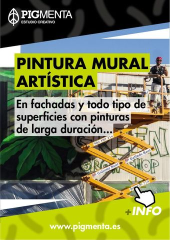 PINTURA MURAL ARTÍSTICA - foto 1