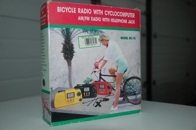 RADIO COMPUTADORA BICICLETA - foto 1