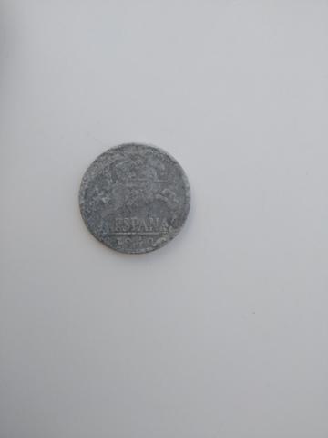 Moneda 10 Céntimos, Pesetas 1940