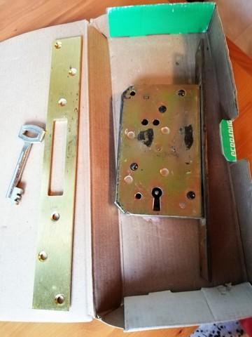 Cerradura Seguridad Para Embutir Orengo