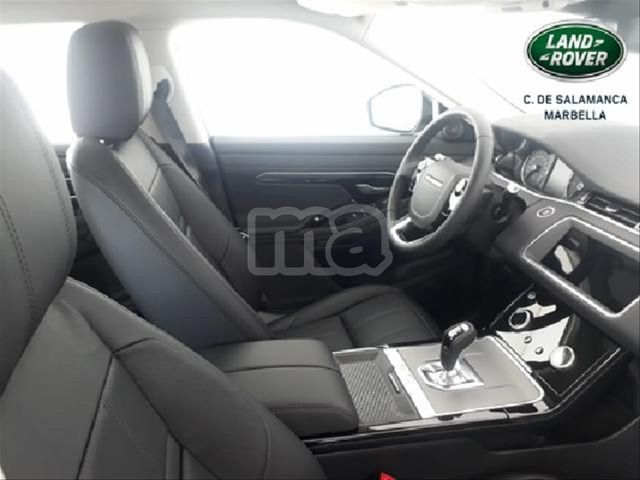 Puerta de Aleación de Land Rover Interior Luminoso tirones Par