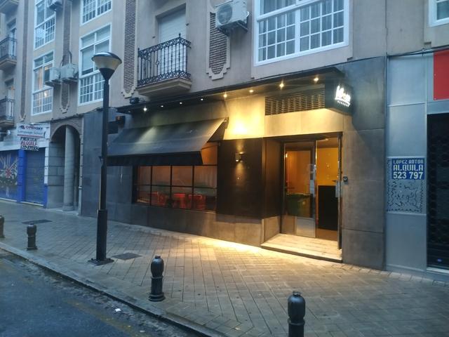 CAFÉ PUB ZONA ALHAMAR - foto 1