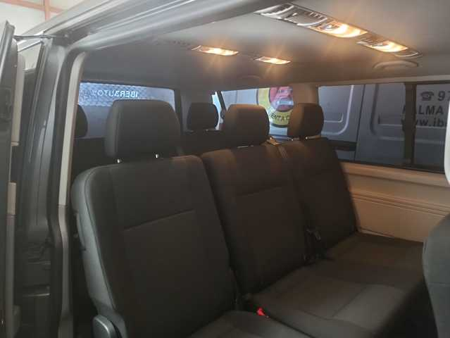 VW T4 California medida asiento cubre asiento cubre asientos delanteros Florencia gris