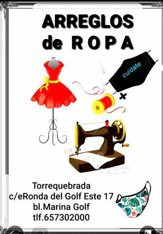 ARREGLOS DE ROPA ECONOMICOS - foto 1