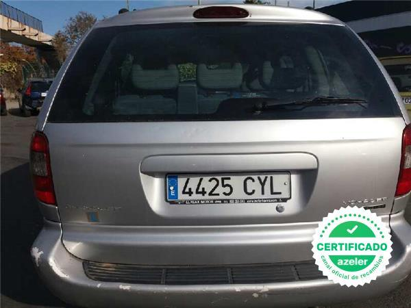 CARTER CHRYSLER VOYAGER - foto 4
