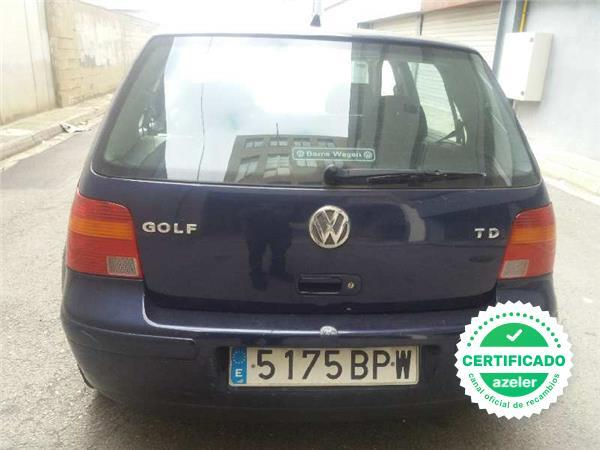 REFUERZO VOLKSWAGEN GOLF IV BERLINA - foto 4