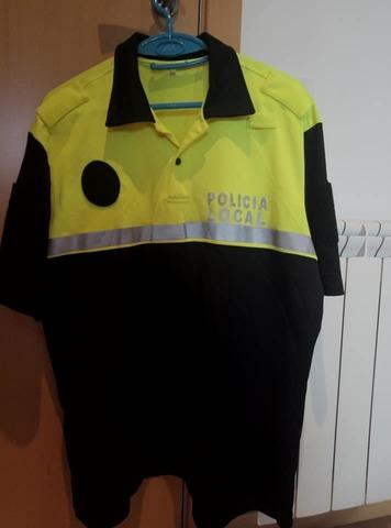 Polo Policía Local De Cataluña.