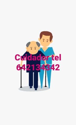 CUIDADOR DE PERSONAS - foto 1