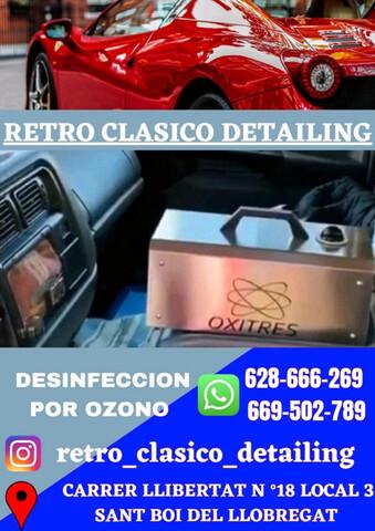 SERVICIO -RETRO CLASICO DETAILING- - foto 1