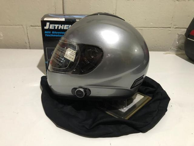CASCO INTEGRAL CON BLUETOOTH - foto 1