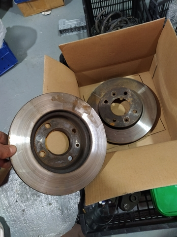 Para Range Rover Sport Descubrimiento MK4 Delantero Discos De Freno Brembo Almohadillas Sensor Kit
