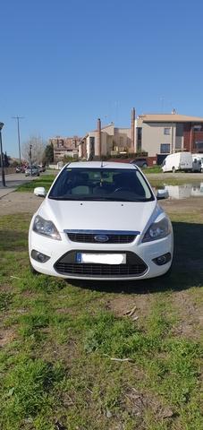 Ford Focus St170 Ala Espejo en Magnum gris pasajero B