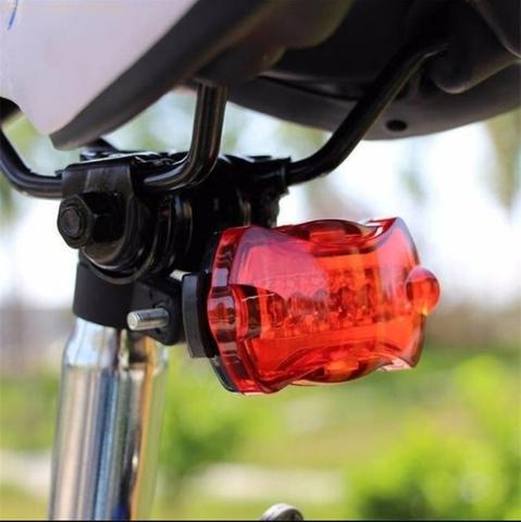 Luz Trasera De Bicicleta