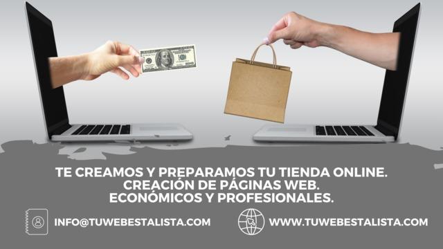 CREACIÓN DE PÁGINAS WEB PROFESIONALES - foto 3