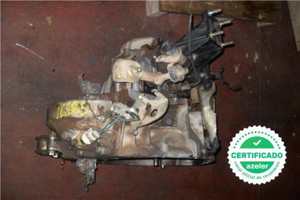 CAJA CAMBIOS PEUGEOT BOXER FURGON 244 - foto 1