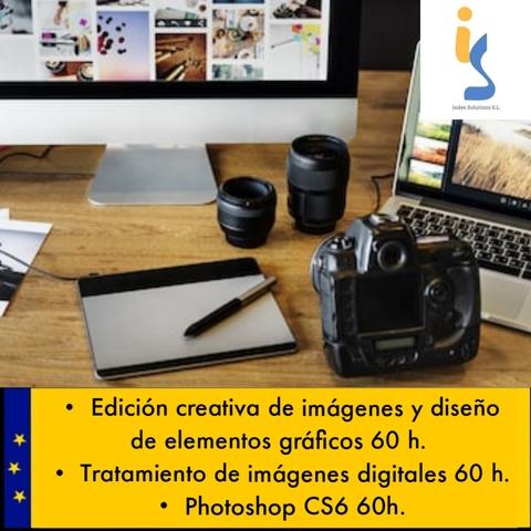 CURSOS ONLINE  DE EDICIÓN FOTOGRÁFICA - foto 1