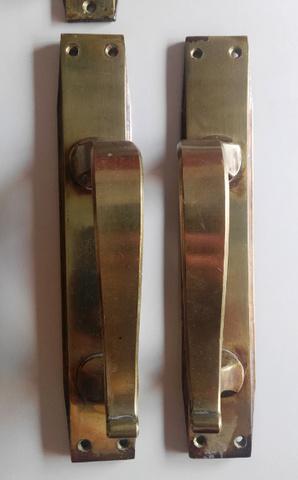 Tiradores Metal Antiguos Puerta Correder