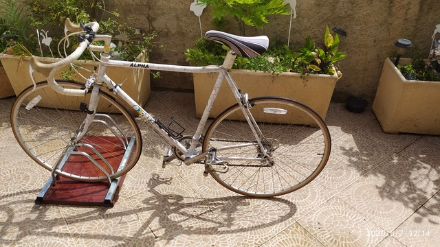 Bicicleta Carretera Clásica Orbea Alpha