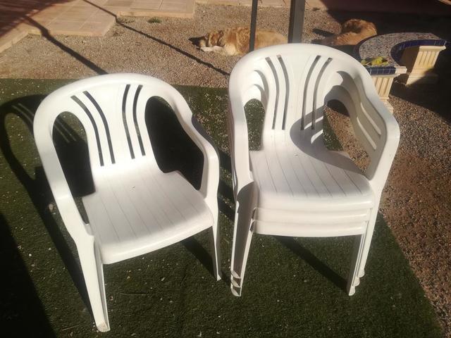 carrefour orihuela sillas de plastico