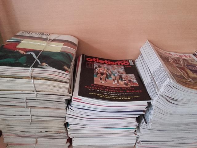 COLECCION REVISTAS ATLETISMO ESPAÑOL - foto 2