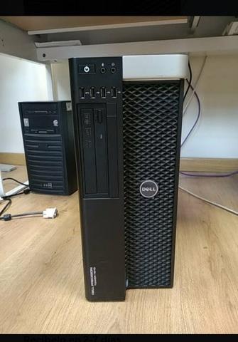 LENOVO D30 2 XEON 64 GB RAM NVIDIA SSD - foto 1