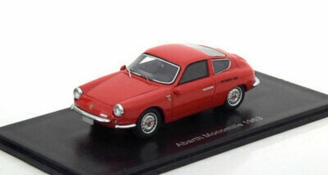 Neo Fiat Abarth 1000 Gt 1/43