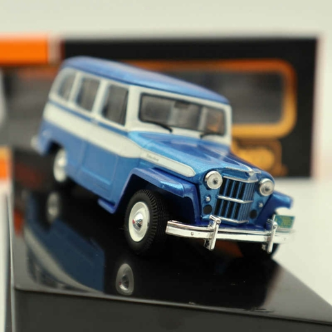 Jeep Station Wagon Ixo 1:43