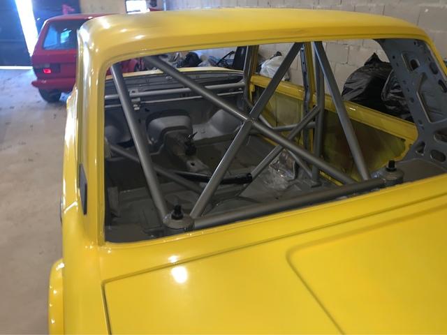 SEAT CHASIS - 124 - foto 3