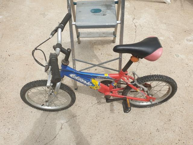 Se Venden Bicicletas Para Niños
