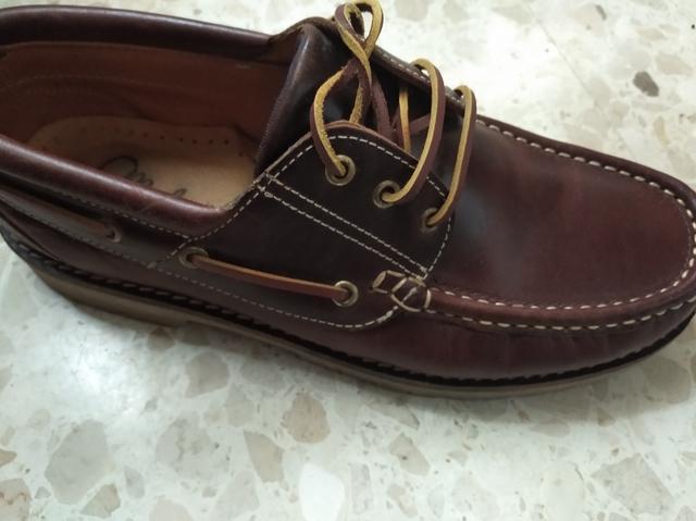 MILANUNCIOS | Calzado hombre zapatos nauticos de segunda mano
