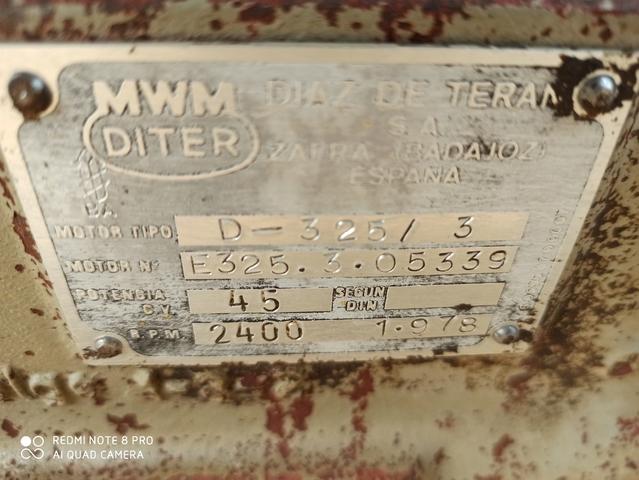 MOTOR DITER 325-3 - foto 5