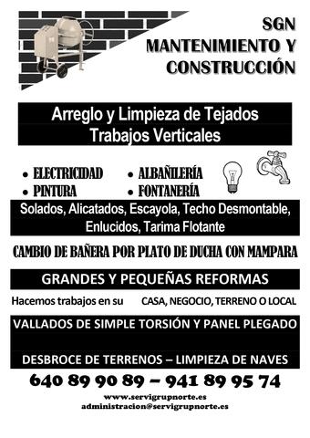 ALBAÑILERÍA Y REFORMAS - foto 1