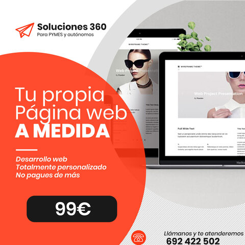 DESARROLLO Y DISEÑO WEB Y TIENDA ONLINE - foto 1