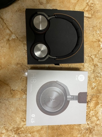 AURICULARES BANG & OFUSSEN H8 - foto 5
