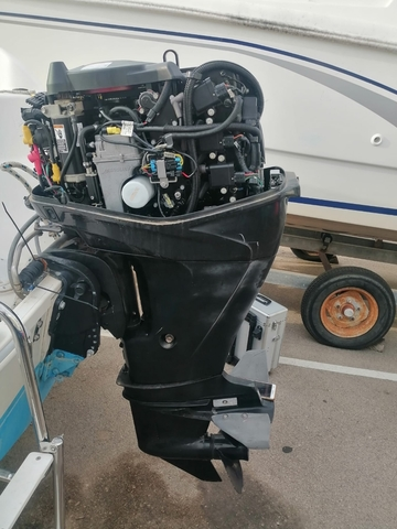 MOTOR MERCURY 50CV HP - foto 2