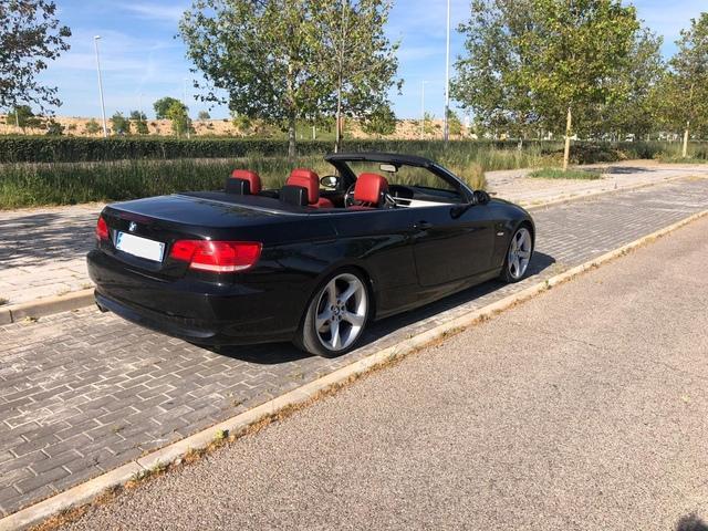 Para BMW 3 Series E93 convertible completamente a medida de goma Estera de arranque de coche