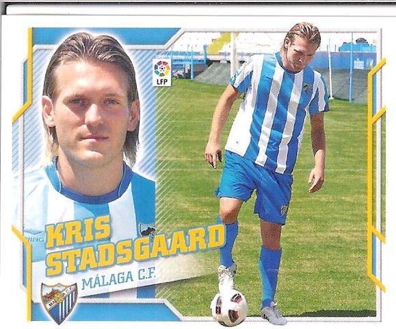 Este 10-11:  Kris Stadsgaard  (Malaga)