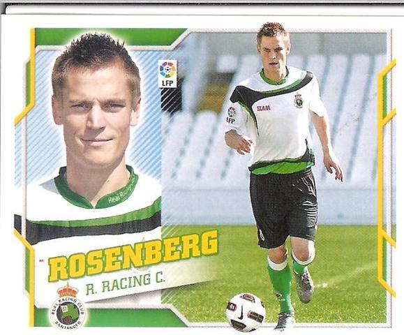 Liga Este 10-11:  Rosenberg  (Racing)