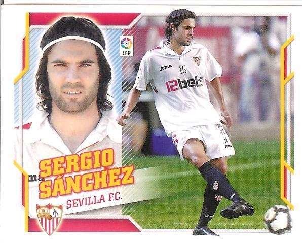 Este 10-11:   Sergio Sanchez  (Sevilla)
