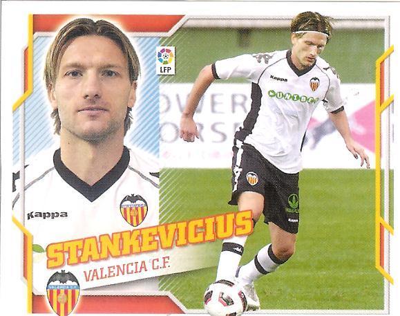 Este 10-11:   Stankevicius  (Valencia)