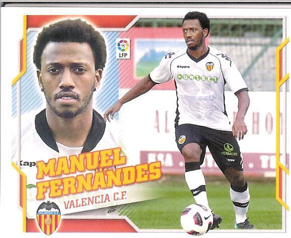 Este 10-11:  Manuel Fernandes  (Valencia