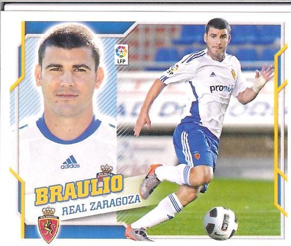 Liga Este 10-11:   Braulio  (Zaragoza)
