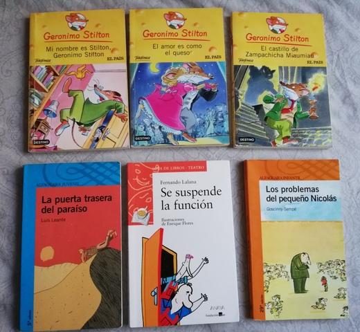 12 LIBROS INFANTILES LECTURA CASTELLANA - foto 5