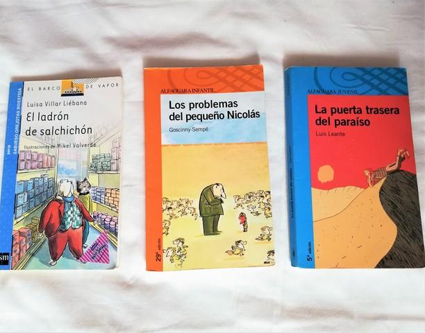 12 LIBROS INFANTILES LECTURA CASTELLANA - foto 8