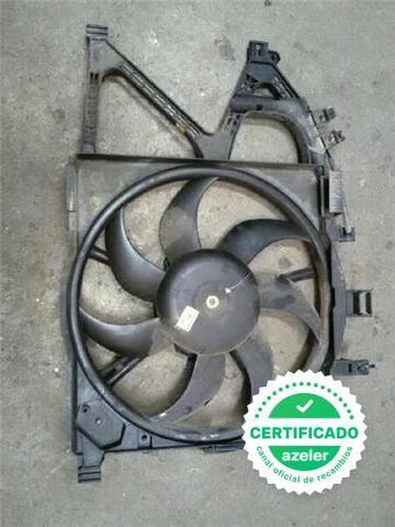 ELECTROVENTILADOR OPEL CORSA C - foto 2