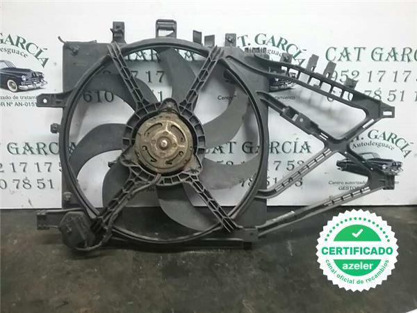 ELECTROVENTILADOR OPEL CORSA C - foto 3