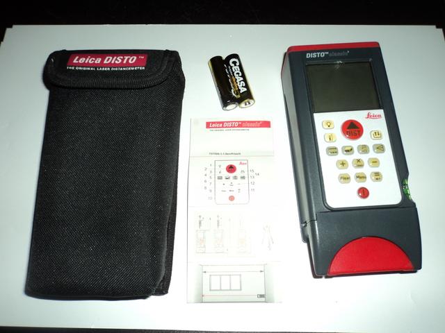 Distanciometro Disto Classic 5A,  Medidor
