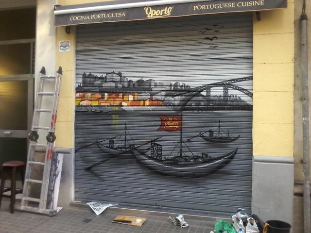 GRAFFITI Y PINTURA MURAL - foto 1