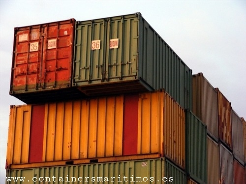 CONTAINERS MARITIMOS 12 MTRS 6 MTRS\\\\\ - foto 1