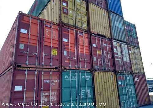 CONTAINERS MARITIMOS 12 MTRS 6 MTRS\\\\\ - foto 4